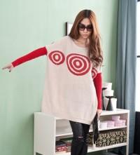 loopy sweater