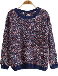 Petite bandage knit jumper