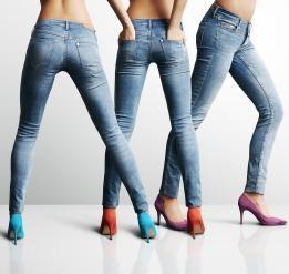 fashion woman's legs