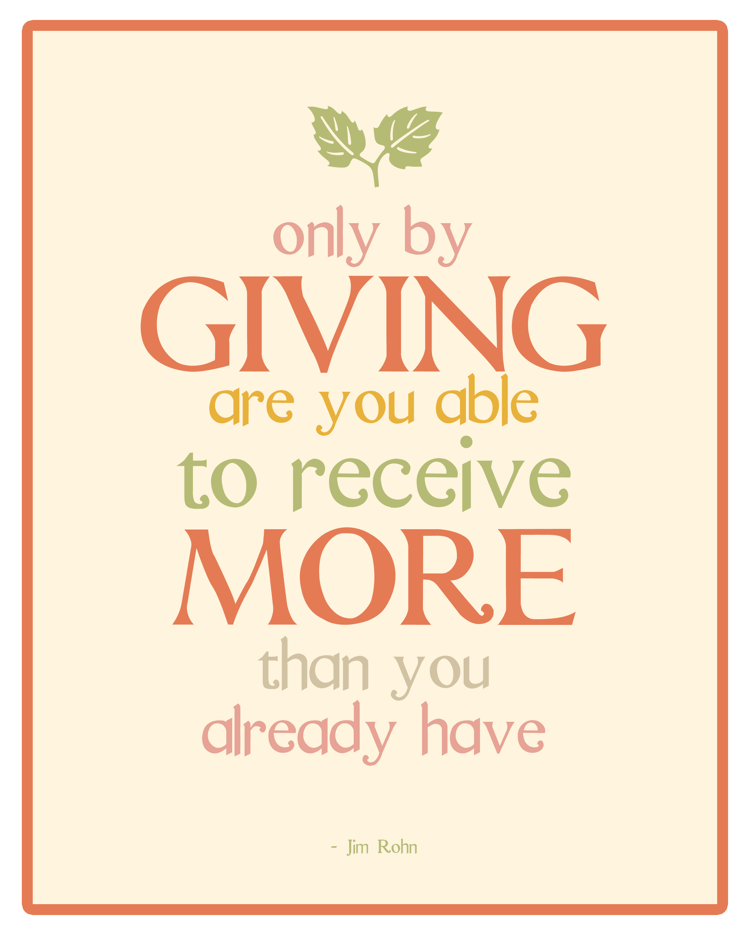 Donation Quotes Givingquotes3  The Emporium