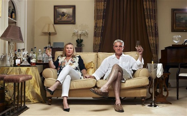 channel 4 programme - gogglebox - season 2 - series 2.....Steph and Dom 2I0T8038.jpg