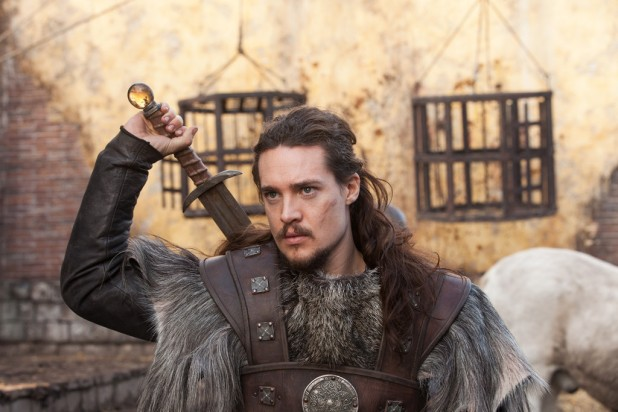 The Last Kingdom | Episode Two © Carnival Film & Television Ltd Photographer: Joss Barratt Alexander Dreymon (as Uhtred)