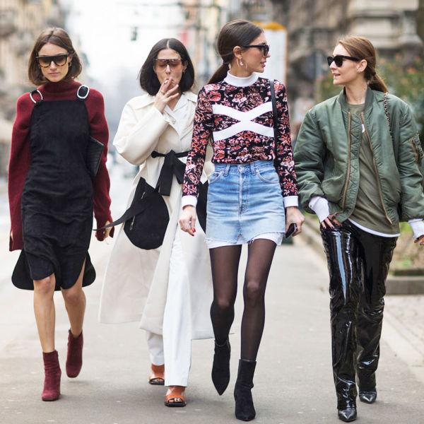Ladies-street-style