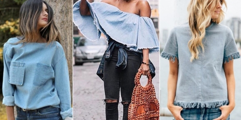 hot summer off shoulder tops