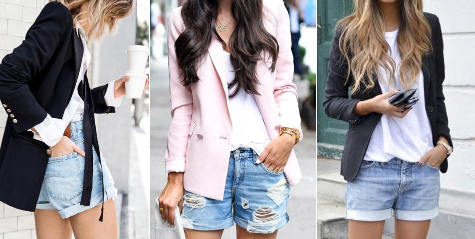 Loving summer blazers